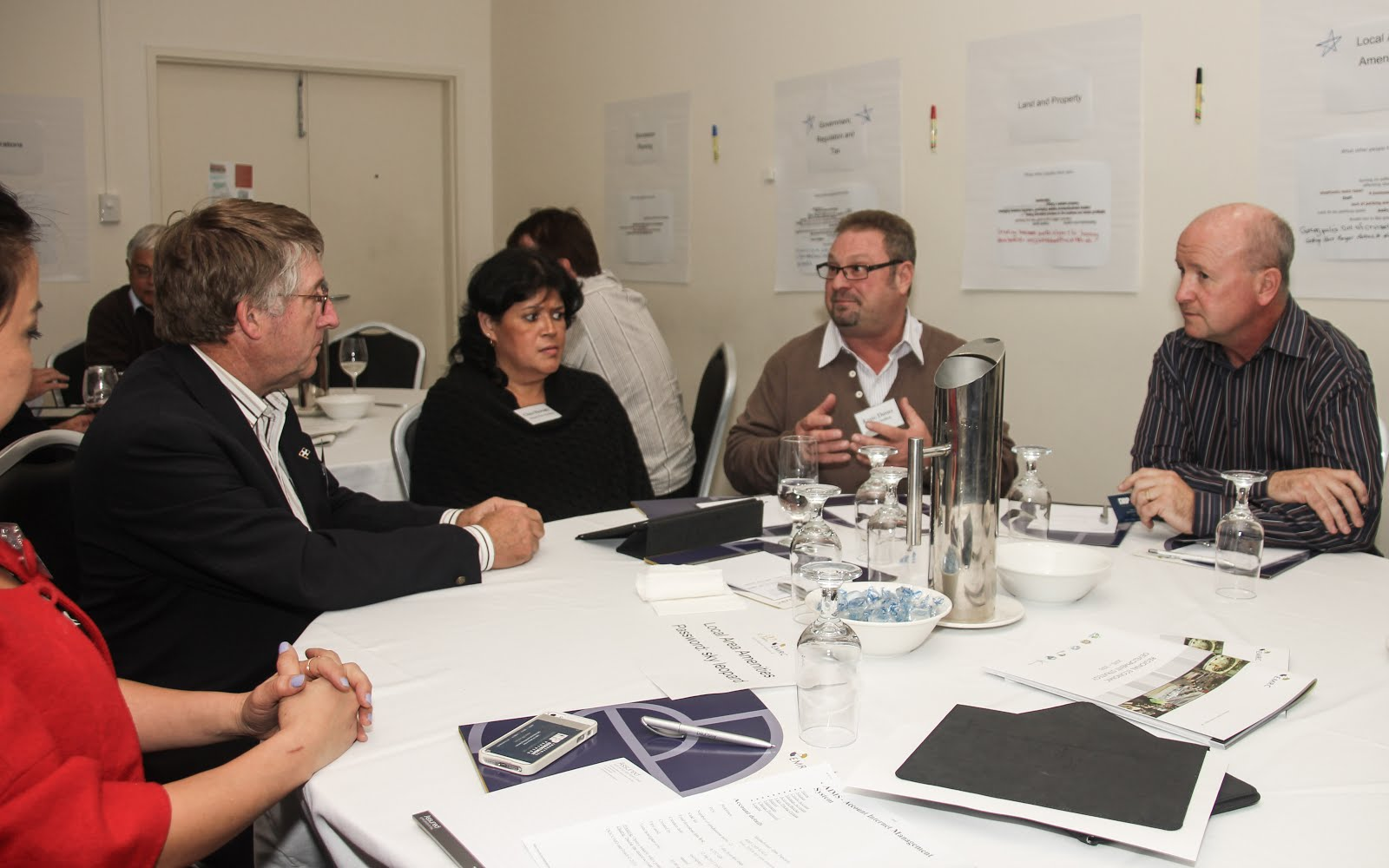 Government EMRC Council uses innovative approach for solutions based workshop