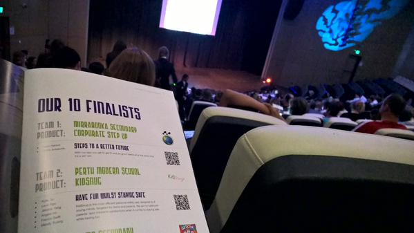 finalists for juding