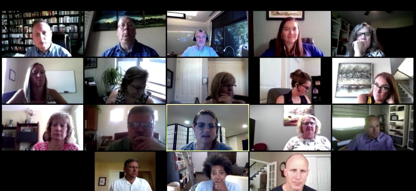 Trebuchet Group Online Meetings